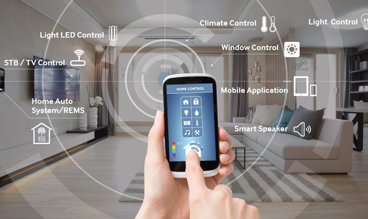 Технологиите в апартамента