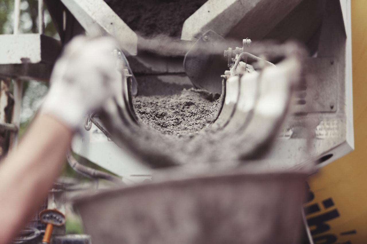 Информация за полагане на бетон