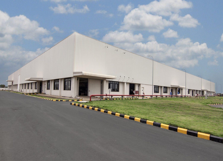 Промишлени сгради